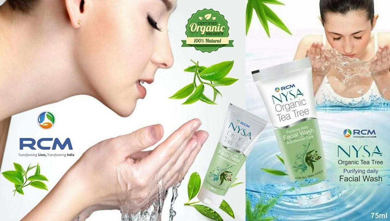 Nysa Face wash